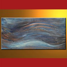 AB0410004 Oil Painting On Canvas, 60 x120 cm/24 x 48 in