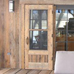 Image result for old wooden screen door