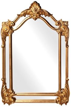 Find Howard Elliott 56004 Cortland Rectangular Mirror, 32 x Antique Gold Leaf online. Shop the latest collection of Howard Elliott 56004 Cortland Rectangular Mirror, 32 x Antique Gold Leaf from the popular stores - all in one Pink Mirror, Round Wall Mirror, Mirror Mirror, Ornate Mirror, Wood Mirror, Transitional Wall Mirrors, Bronze Highlights, Traditional Mirrors, Gold Walls