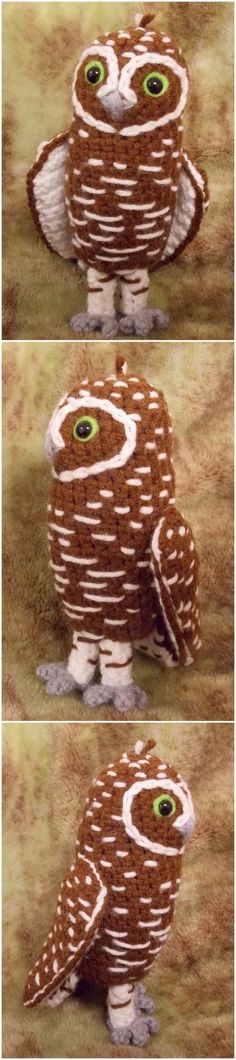100 Free Crochet Amigurumi Patterns for Beginners: It is always a pleasant task to choose some cute and adorable looking patterns of the toys to keep it in the kids room all the. Giraffe Crochet, Crochet Bunny, Free Crochet, Knit Crochet, Crochet Animals, Free Pattern, Tutu Pattern, Owl Patterns, Recipes