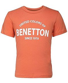 United Colors of Benetton Half Sleeve T Shirt Benetton Print - Brown http://www.firstcry.com/ucb/united-colors-of-benetton-half-sleeve-t-shirt-benetton-print-brown/576105/product-detail