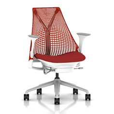 A modern Canadian approach to furniture and home goods Herman Miller, Sayl Chair, Chair Design, Home Furnishings, Home Goods, Modern, Red, Furniture, Condo