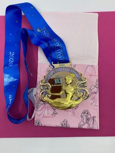 13.1 Miles Half Marathon Runner Race Track Medal Run Pendant Necklace w// Chain