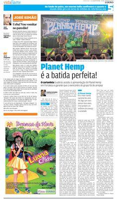 Resenha do show do Planet Hemp