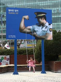 School violence public advertisement in Korea. http://www.arcreactions.com/