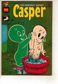 Casper The Friendly Ghost Vintage Disney Posters, Vintage Cartoon, Vintage Comics, Cartoon Posters, Retro Cartoons, Old Cartoons, Comic Book Covers, Comic Books, Casper The Friendly Ghost