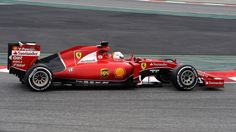 Test F1 – Barcelona – 21 February | Scuderia Ferrari
