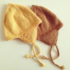 Bonnets jolis