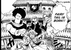 Fairy tail is born !
