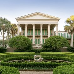 Mario Buatta and Patricia Altschul Exude Southern Charm in Charleston - The Glam Pad Patricia Altschul, Gros Morne, Mario Buatta, Southern Homes, Southern Charm, Simply Southern, Southern Living, Southern Style, Coastal Living