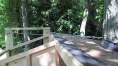 Klettergerüst Selbst Zusammenstellen : Garnier limb the original treehouse attachment bolt youtube