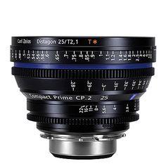 ZEISS CP.2 25mm T/2.1 CF