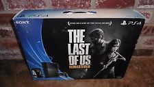 Sony PlayStation 4 (Latest Model)- The Last of Us Remastered Bundle 500 GB...