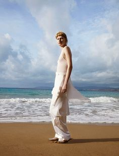 Tank, Spring/Summer 2014 photographer: Ilaria Orsini S model: stephanie Hall stylist: Sara Gilmour