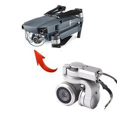 Brand Original Mavic Gimbal Repair Parts DJI Mavic Pro Gimbal Camera FPV HD 4K Replacement Accessories