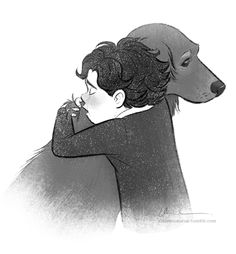 """""""Good Boy"""" I will miss you."""