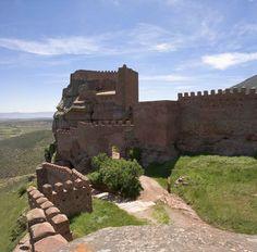 Castillo de Peracense (Teruel-ARAGÓN) S.XII-XIII