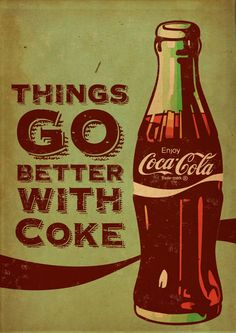 Awesome collection of Old Coca cola ads and posters. Description from pinterest.com. I searched for this on bing.com/images