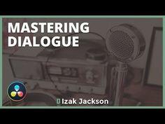 (3) Editing Dialogue In Davinci Resolve Fairlight - YouTube
