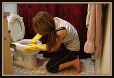 Bathroom Cleaning Tips For A Healthy Septic Tank