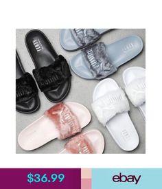 c3aa7067630 Sandals Women Slides Puma Fenty By Rihanna Latest 2018 Fashion Style  Multicolor