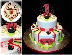 ladybug cakes - Bing Images