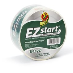 Packing to, moving tip: Duck brand EZ start tape is hands-down the best tape for moving.