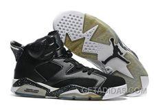 "newest 37997 41517 2017 Mens Air Jordan 6 ""Black Oreo"" For Sale Top Deals TmDHi, Price   93.00  - Adidas Shoes,Adidas Nmd,Superstar,Originals"
