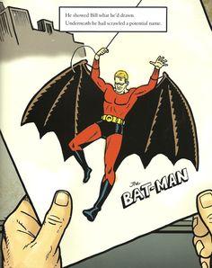 5 Ways Batmans TRUE Creator Got Screwed Out Of His Legacy