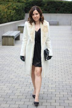 White winter coat - wish list