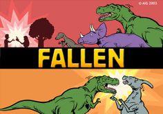 Dinosaurs: Fallen after the Curse
