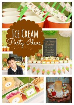 Ice Cream Shop End of School Party! - Spaceships and Laser Beams