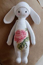 Amigurumi Dolls By Artist Lydia Tresselt : Crochet doll patterns & inspiration. on Pinterest ...