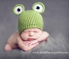 etsy: baby hats