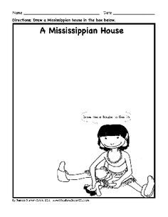 longhouse coloring page - learning with legos building an iroquois longhouse