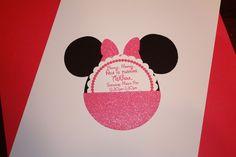 20 Minnie Mouse Birthday Invitations