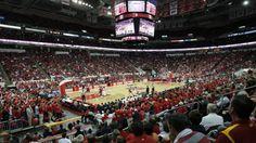 PNC Arena - NC State Basketball