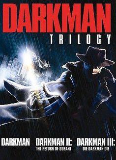Universal Darkman Trilogy