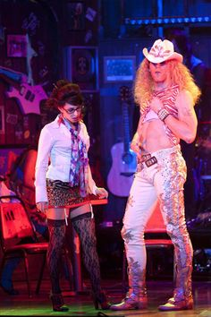 Rock of Ages March 27- April 1, 2012 at the San Diego Civic Theatre ~BroadwaySD.com