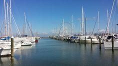 Rimini. La darsena  Marina di Rimini Seaport