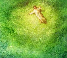 Invitation 2011-oil on canvas 53*65,5 cm by Yongsung Kim