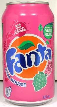 Fanta Cream Soda