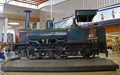 Cape Town Railway and Dock built as 0-4-0 by Hawthorne Leslie, rebuilt as 0-4-2 by Cape Government Railways