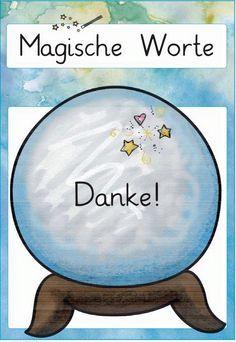 Magische Worte!!