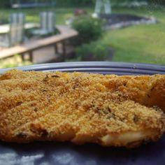 Yummy Crispy Baked Fish Recipe