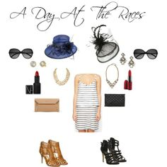 From Carpools to Cocktails: What To Wear: A Day At The Races