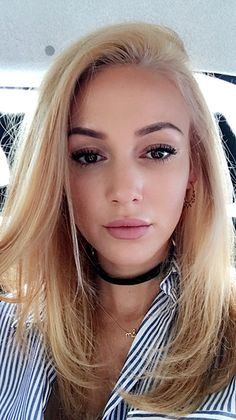 Going blonde and a trip to Wireless festival | Michelle Keegan for Hello Mag