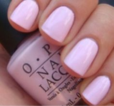 Light pink nail design ideas