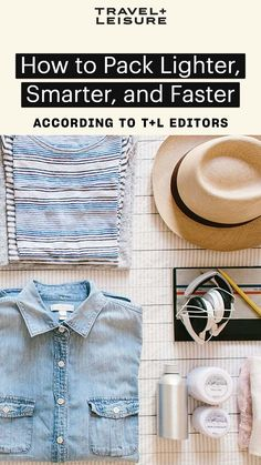 Packing Tips For Vacation, Packing Checklist, Travel Packing, Travel Tips, Packing Hacks, Vacation Ideas, Clothing Hacks, Travel Clothing, Travel Wardrobe