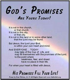 Great Bible Verses, Favorite Bible Verses, Faith Prayer, Prayer Book, God Prayer, Bible Promises, Gods Promises, Christian Poems, Christian Encouragement